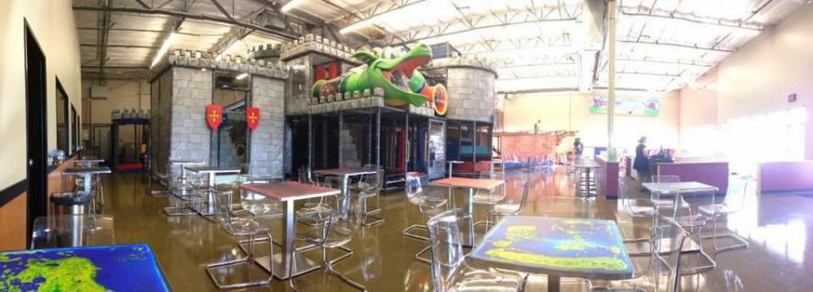 Dizzy Castle Indoor Playground Birthday Parties